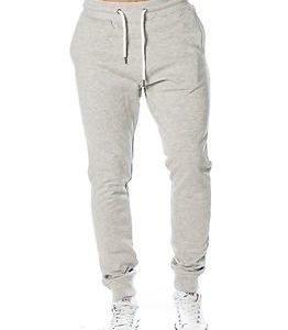 Only & Sons Slub Sweat Pants Light Grey Melange