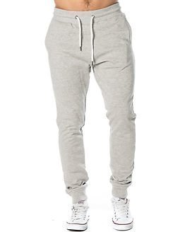 Only & Sons Slub Sweat Pants Light Grey Melange