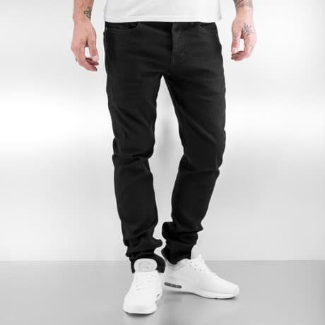 Only & Sons Straight Fit Farkut Musta