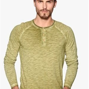 Only & Sons Walker LS o-neck Olive Branch
