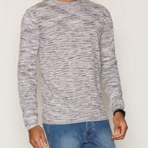 Only & Sons onsABACAS Crew Neck Noos Pusero Harmaa