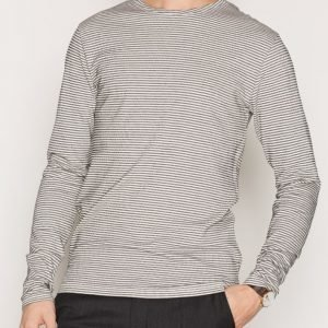 Only & Sons onsARON Ls Fitted Tee Pusero Valkoinen