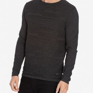 Only & Sons onsDARNALL Crew Neck Knit Pusero Musta