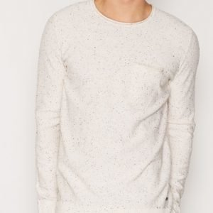 Only & Sons onsDIAN Naps Crew Neck Knit Noos Pusero Valkoinen