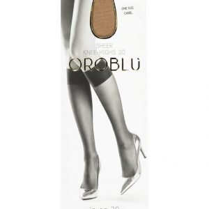 Oroblu Jeune Sheer Knee Highs 20 Den Polvisukat