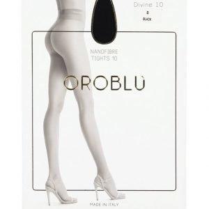Oroblu Nanofibre Divine 10 Den Sukkahousut