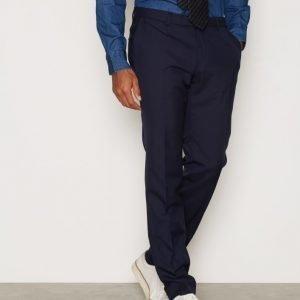 Oscar Jacobson Damien Trousers Puvunhousut Blue