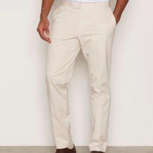 Oscar Jacobson Denzel Trousers Pukuhousut Creme