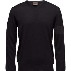 Oscar Jacobson Golf Nero V-Neck