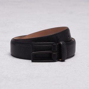 Oscar Jacobson OJ 15576 Belt 0001 Black