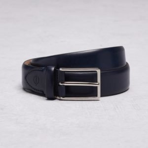 Oscar Jacobson OJ 15577 Belt 0026 Blue