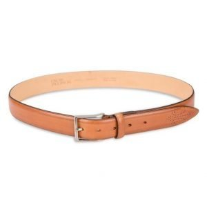 Oscar Jacobson OJ Belt Brown