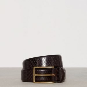 Oscar Jacobson OJ Belt Male Vyö Ruskea