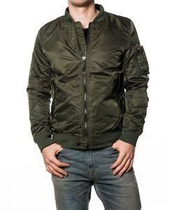 Oslo Jacket Green