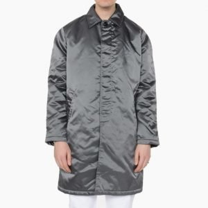 Our Legacy Arteria Coat Steel Shine