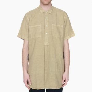 Our Legacy Popover SSL Shirt Coat Khaki