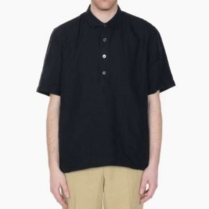 Our Legacy Popover SSL Shirt Marine