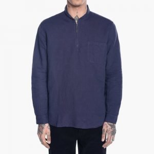 Our Legacy Shawl Zip Shirt