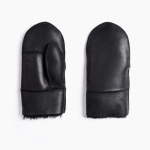Our Legacy Shearling Gloves