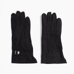 Our Legacy Suede Gloves