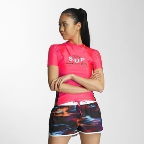 Oxbow T-paita Vaaleanpunainen