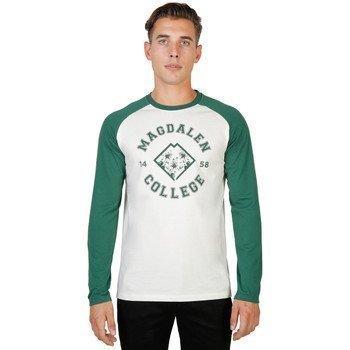 Oxford University MAGDALEN-RAGLAN-ML pitkähihainen t-paita