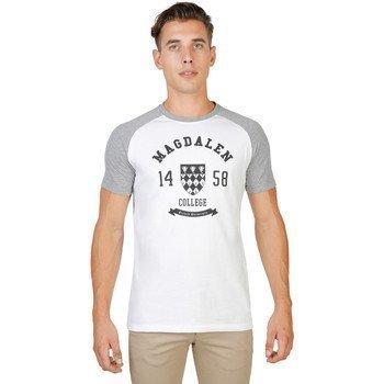 Oxford University MAGDALEN-RAGLAN-MM lyhythihainen t-paita