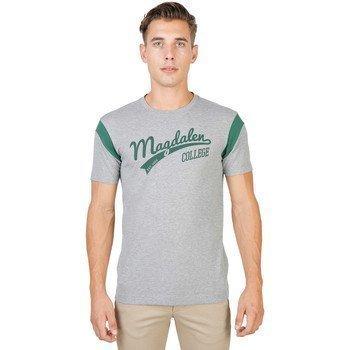 Oxford University MAGDALEN-VARSITY-MM lyhythihainen t-paita