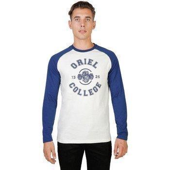Oxford University ORIEL-RAGLAN-ML pitkähihainen t-paita