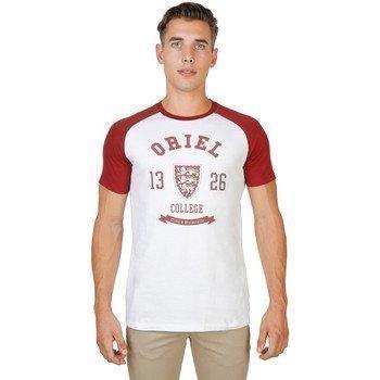 Oxford University ORIEL-RAGLAN-MM lyhythihainen t-paita