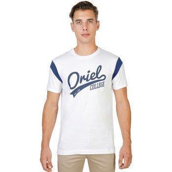 Oxford University ORIEL-VARSITY-MM lyhythihainen t-paita