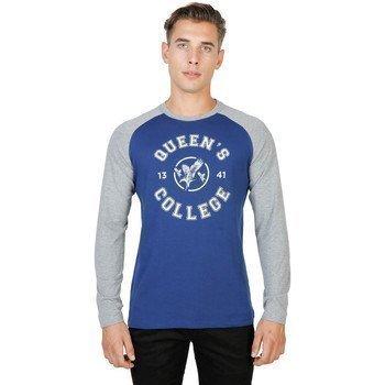 Oxford University QUEENS-RAGLAN-ML pitkähihainen t-paita