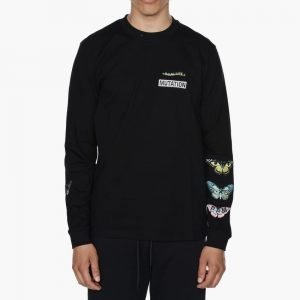 PAM Trans-Mutation Embroidered Long Sleeve Tee
