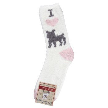 PJ Salvage Fun Socks Frenchie