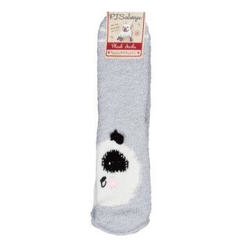 PJ Salvage Fun Socks Panda