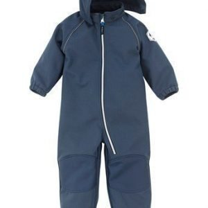PLAYTECH by Name it Soft shell-haalarit Alfa mini Tummansininen