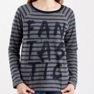 PULZ Daria pitkähihainen T-paita