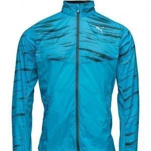 PUMA SPORT Graphic Woven Jacket tuulitakki