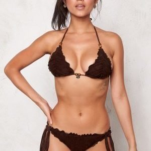 Panos Emporio Amazona-1 Top Brown
