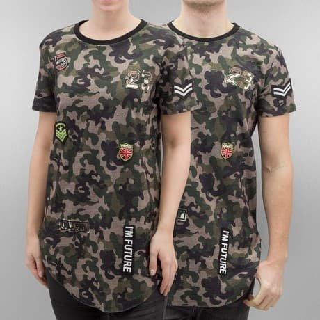 Paris Premium T-paita Camouflage