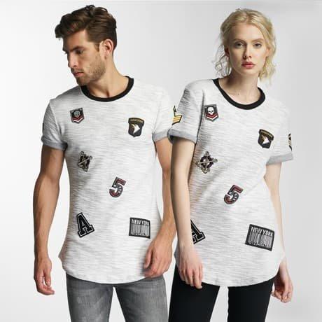 Paris Premium T-paita Harmaa