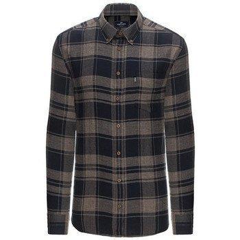 Park Lane kauluspaita pitkähihainen paitapusero