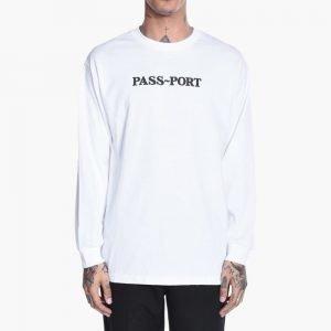 Pass-Port Official Puff Long Sleeve Tee
