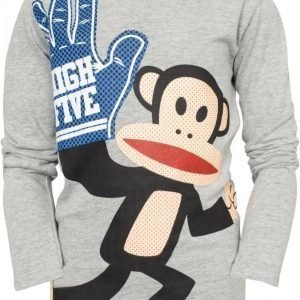 Paul Frank Pusero High five Grey Melange