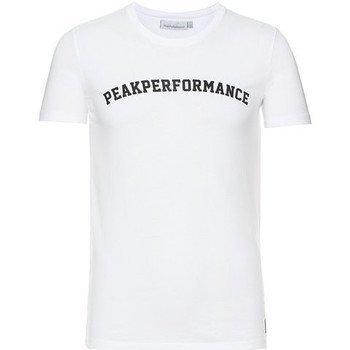 Peak Logo T-paita lyhythihainen t-paita