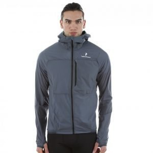Peak Performance Blacklight Wind Jacket Tuulitakki Harmaa