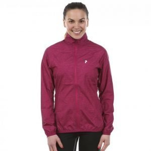 Peak Performance Fairlie Jacket Tuulitakki Roosa