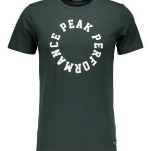 Peak Performance Graphic Tee T-paita