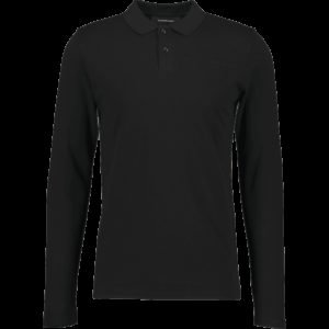 Peak Performance Logo Long Sleeve Pique Pikeepaita