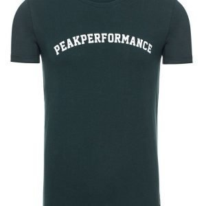 Peak Performance Logo T-paita